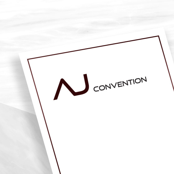 AJconvention 브랜딩